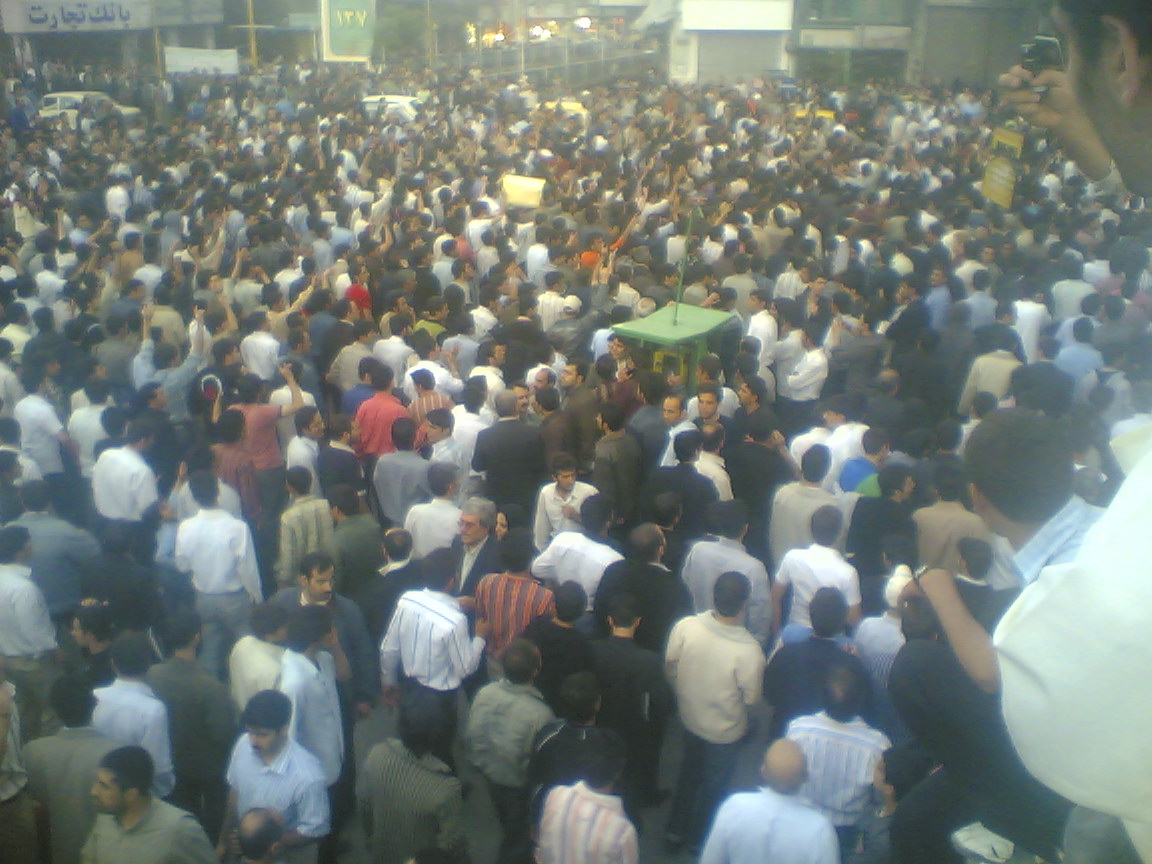 اینجا ارومیه دوم خرداد